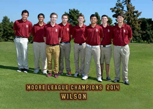 2014 Moore League Champions