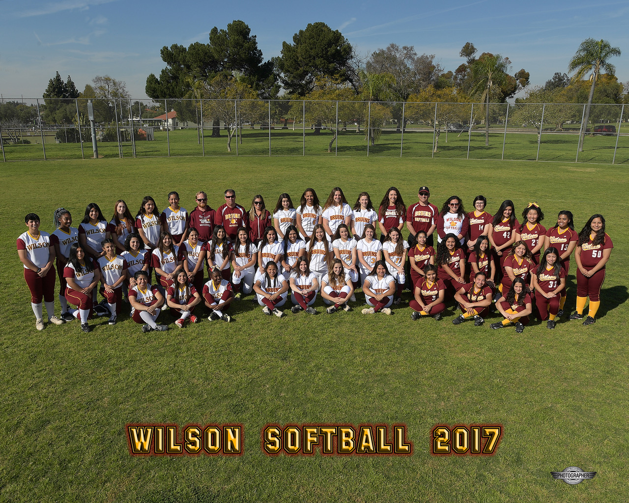 2017 Wilson Softball Program