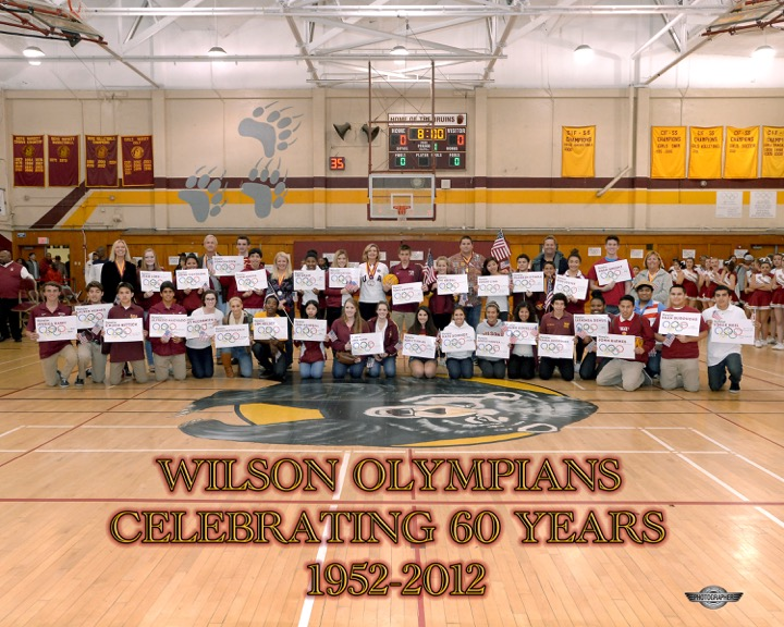 Celebrating our Olympians