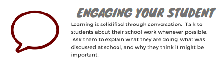 Engaging Your Student