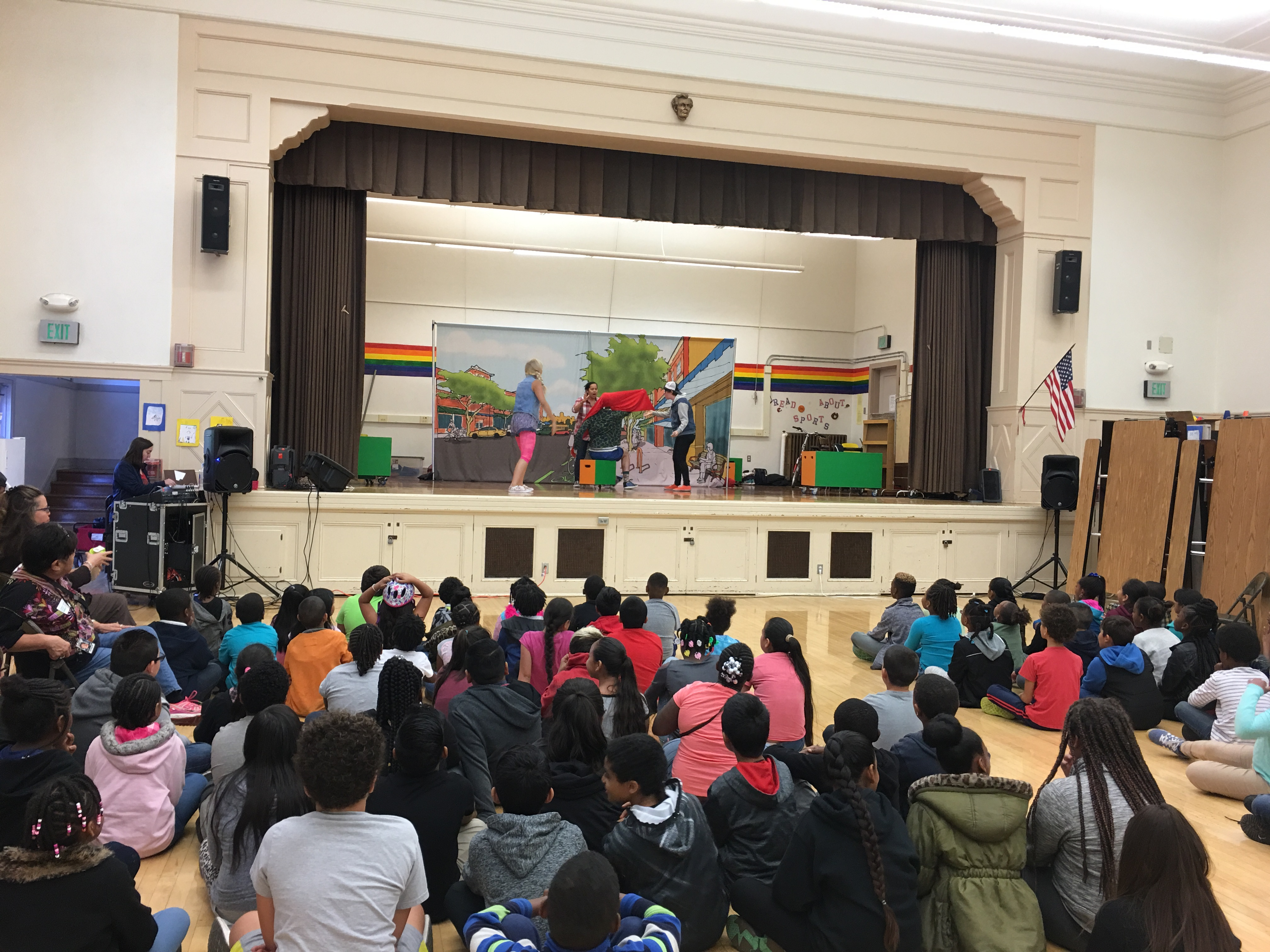 Thank you to Bay Area Childrens Theater