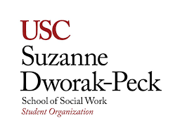 USC school of social work logo