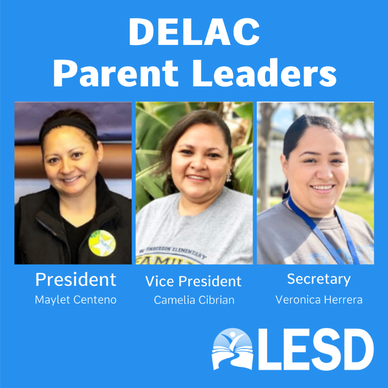 DELAC parent leaders