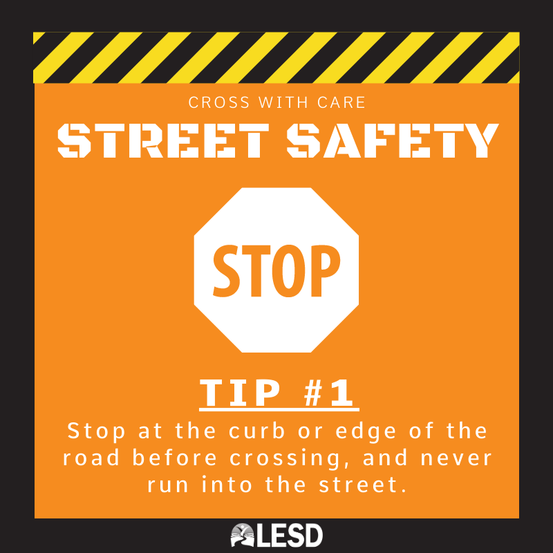 Street Safety Tips