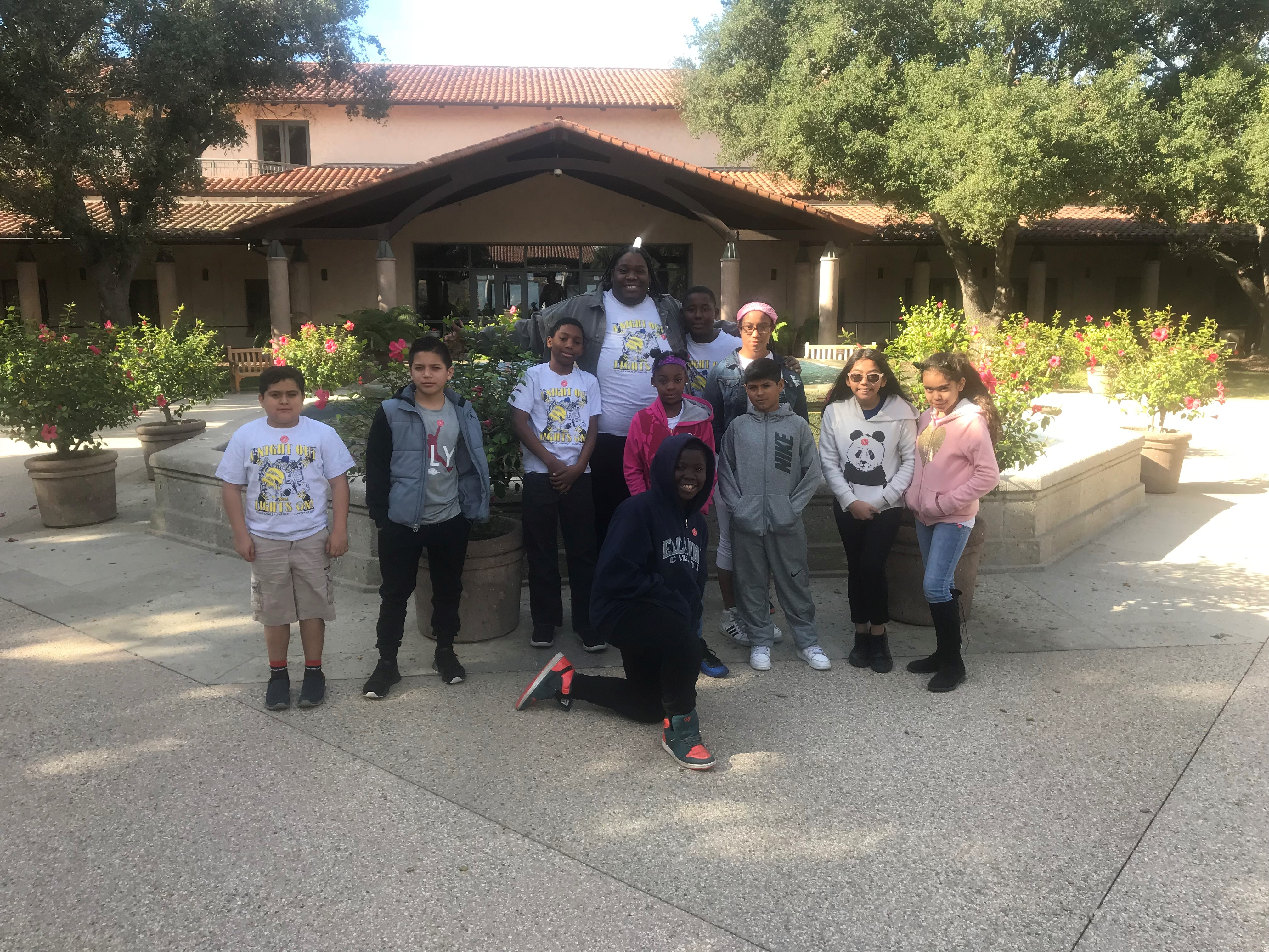 Field Trip to the Ronald Reagan Library