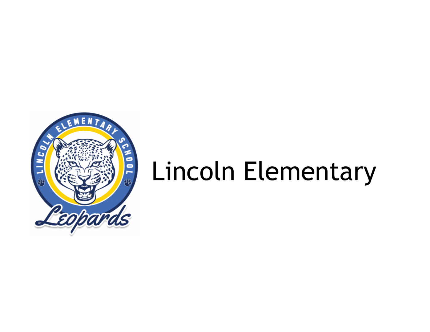 Lincoln Elementary Logo