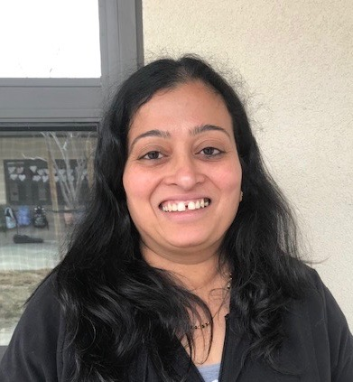 Mrs. Nayak-4th Grade Paraprofessional that is 100% funded by Education Fund!