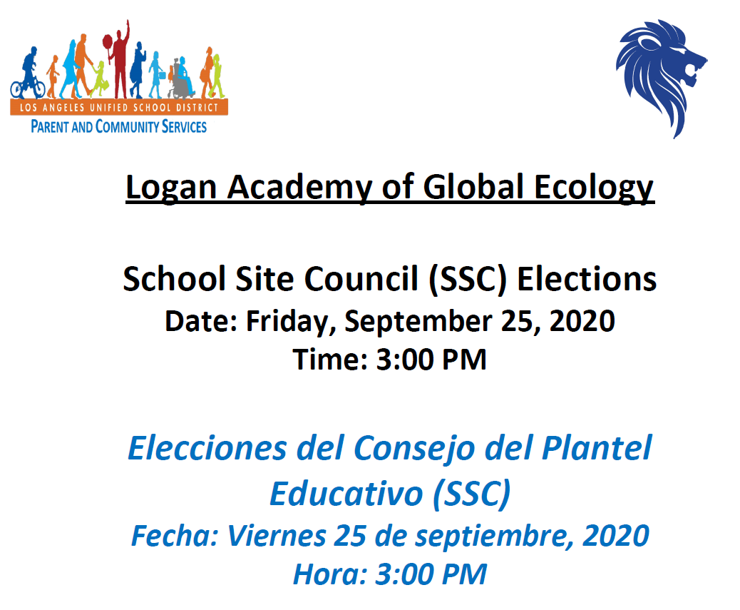 SSC Elections meeting, Sept 25 @ 3PM