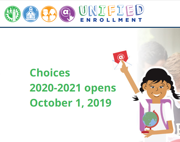e-Choices application 2020-2021