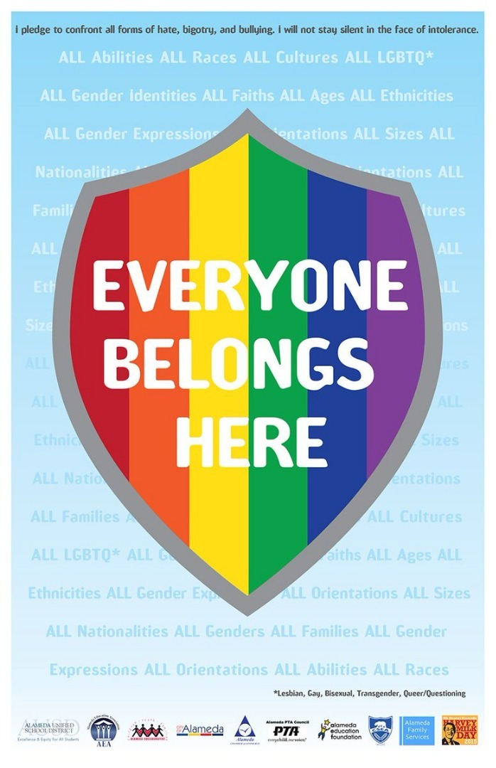 Everyone Belongs