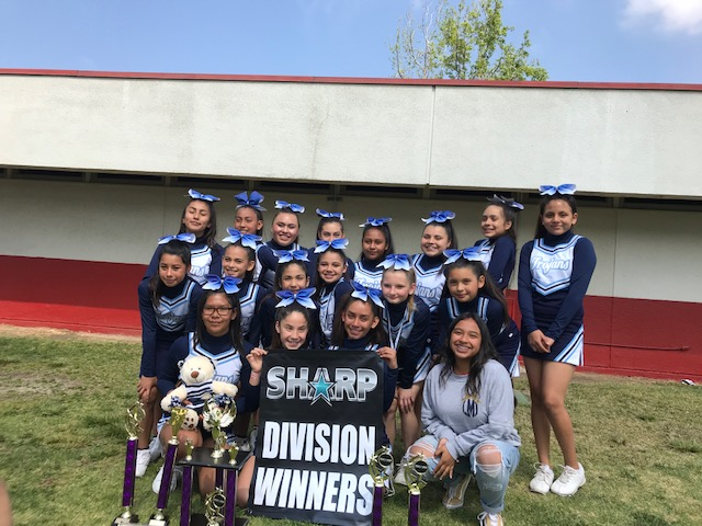 ICES First place division winners