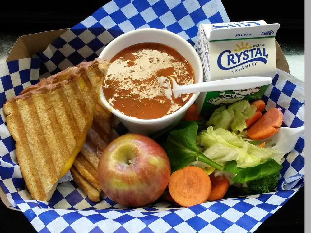 ausd school lunch