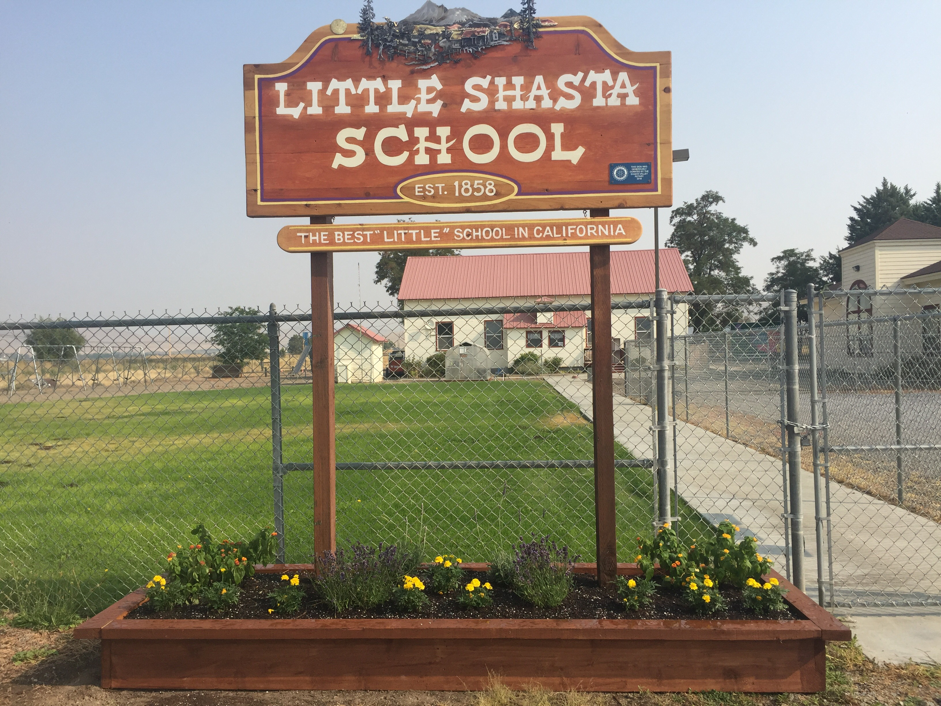 little shasta school