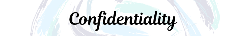 Confidentiality Banner