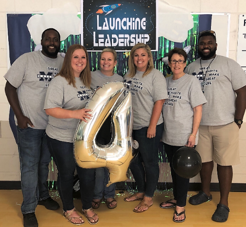 We love our 4th grade leaders