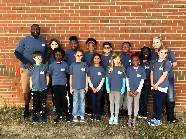 4th grade math team