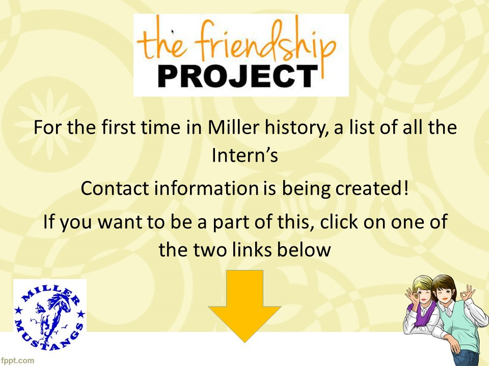 The Friendship Project