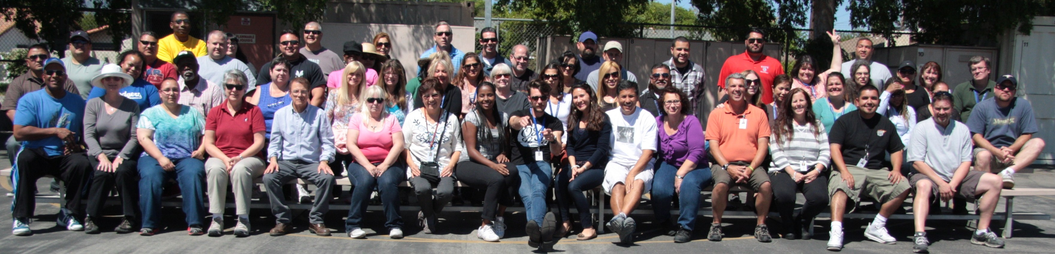 Paraprofessional Staff Picture