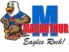 MacArthur Eagles Rock