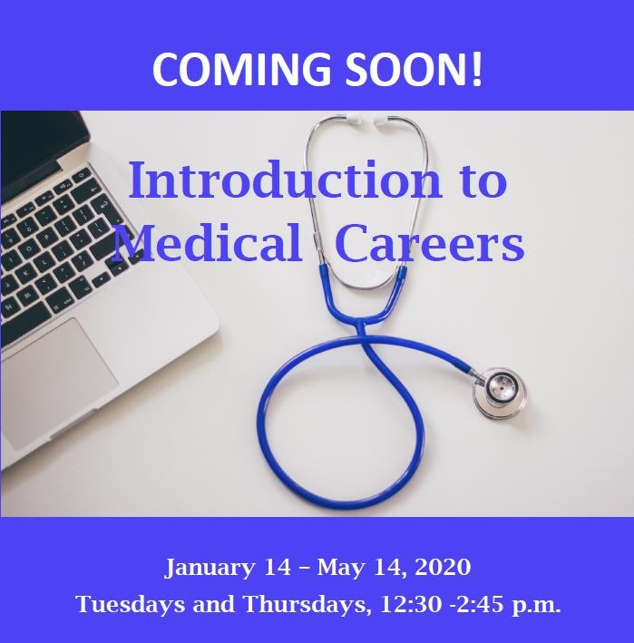 Intro To Medical Careers