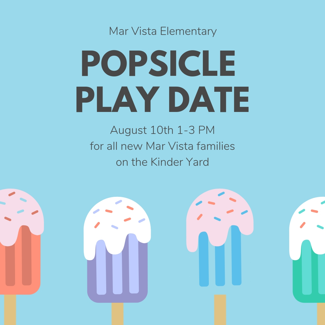 2019 Popsicle Playdate