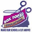 Box Tops for Education!  Turn them in TODAY!!!