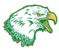 George Mayne Mascot Eagle