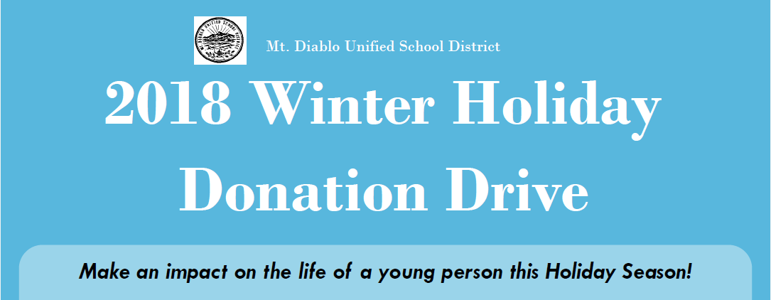 winter holiday drive