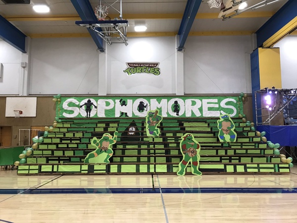 Class of 2020 Sophomore Monarch day