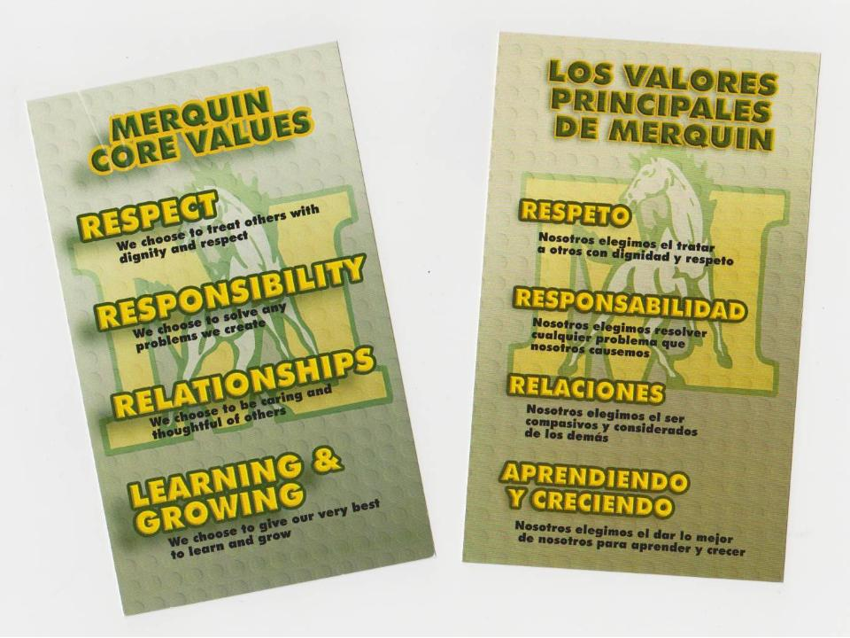 Merquin's Core Values
