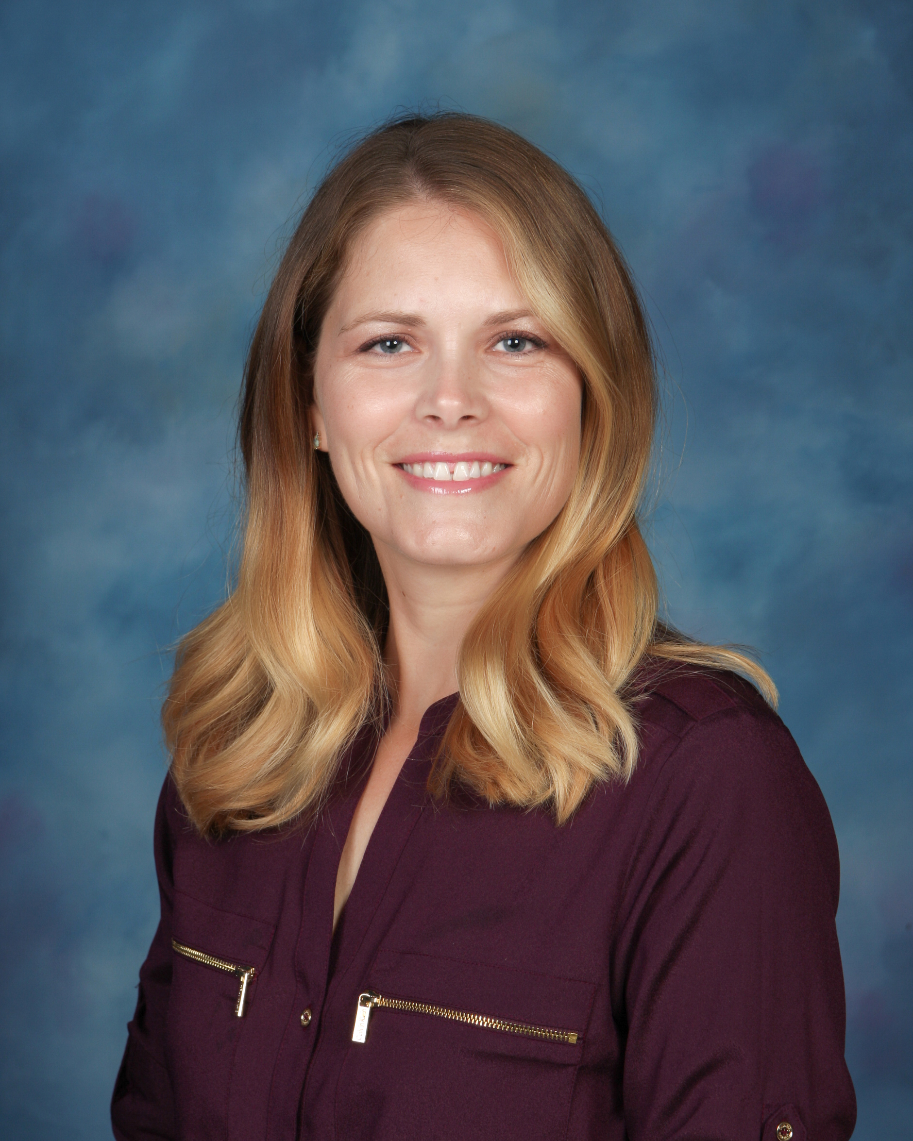 Headshot of Principal Dennert