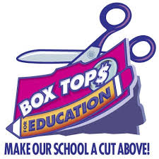 Bring in Box Tops to Class!
