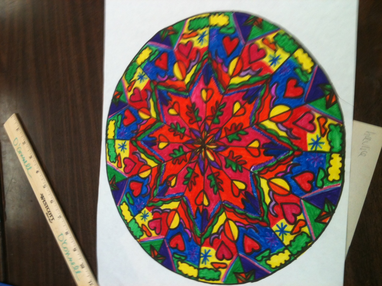 7th Grade Kaleidoscope
