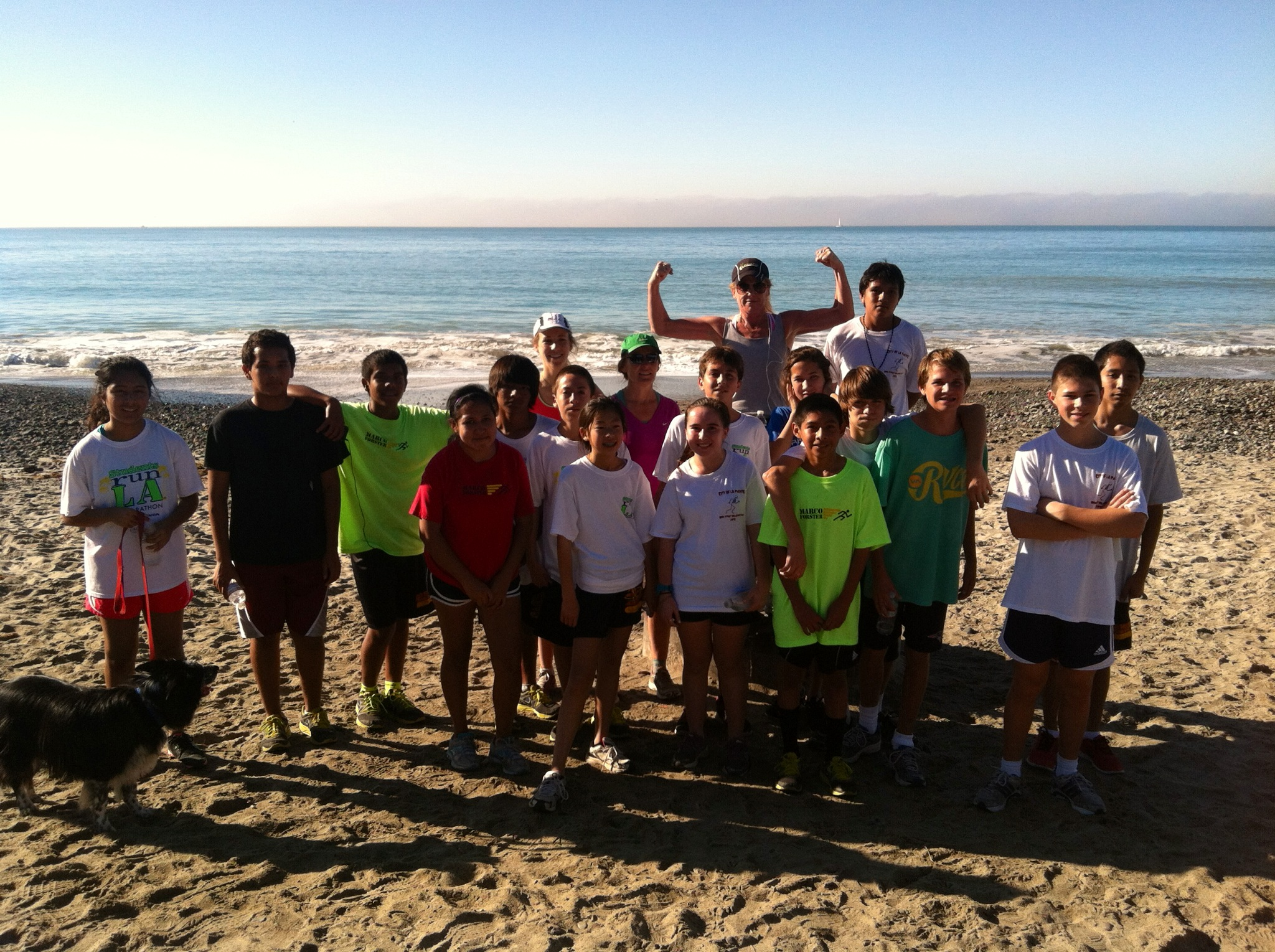 Capo Beach Saturday Run