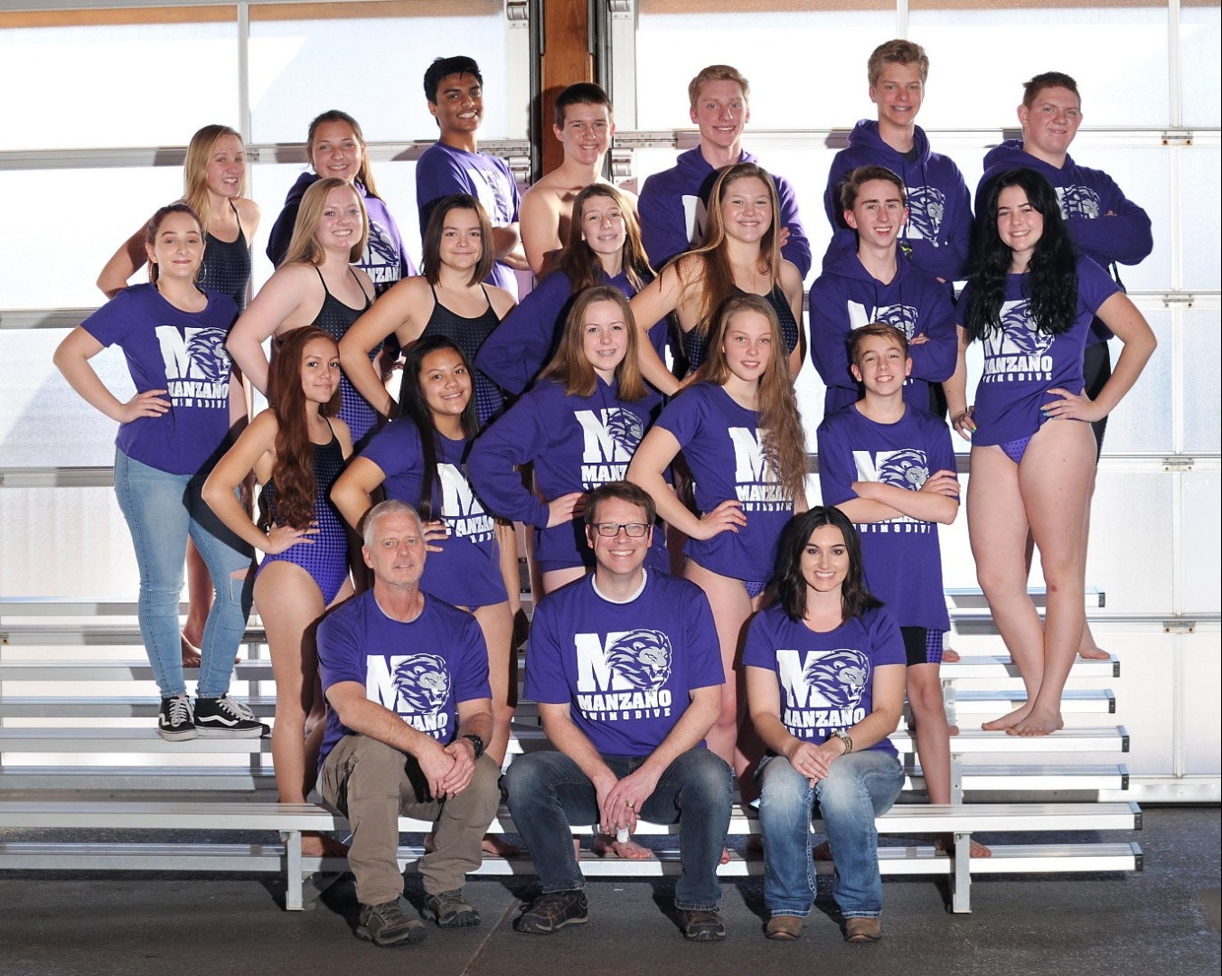 MHS Boys and Girls Swim