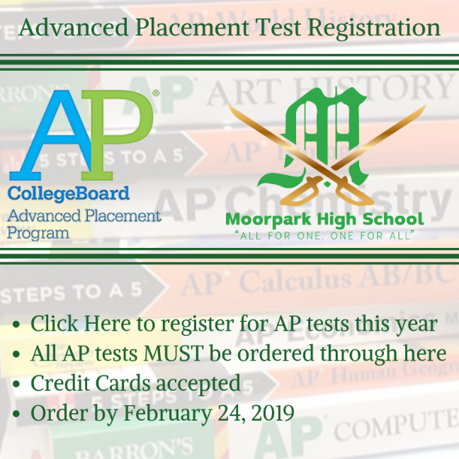 Click Here for AP Registration