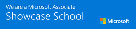 We Are A Microsoft Associate Showcase School