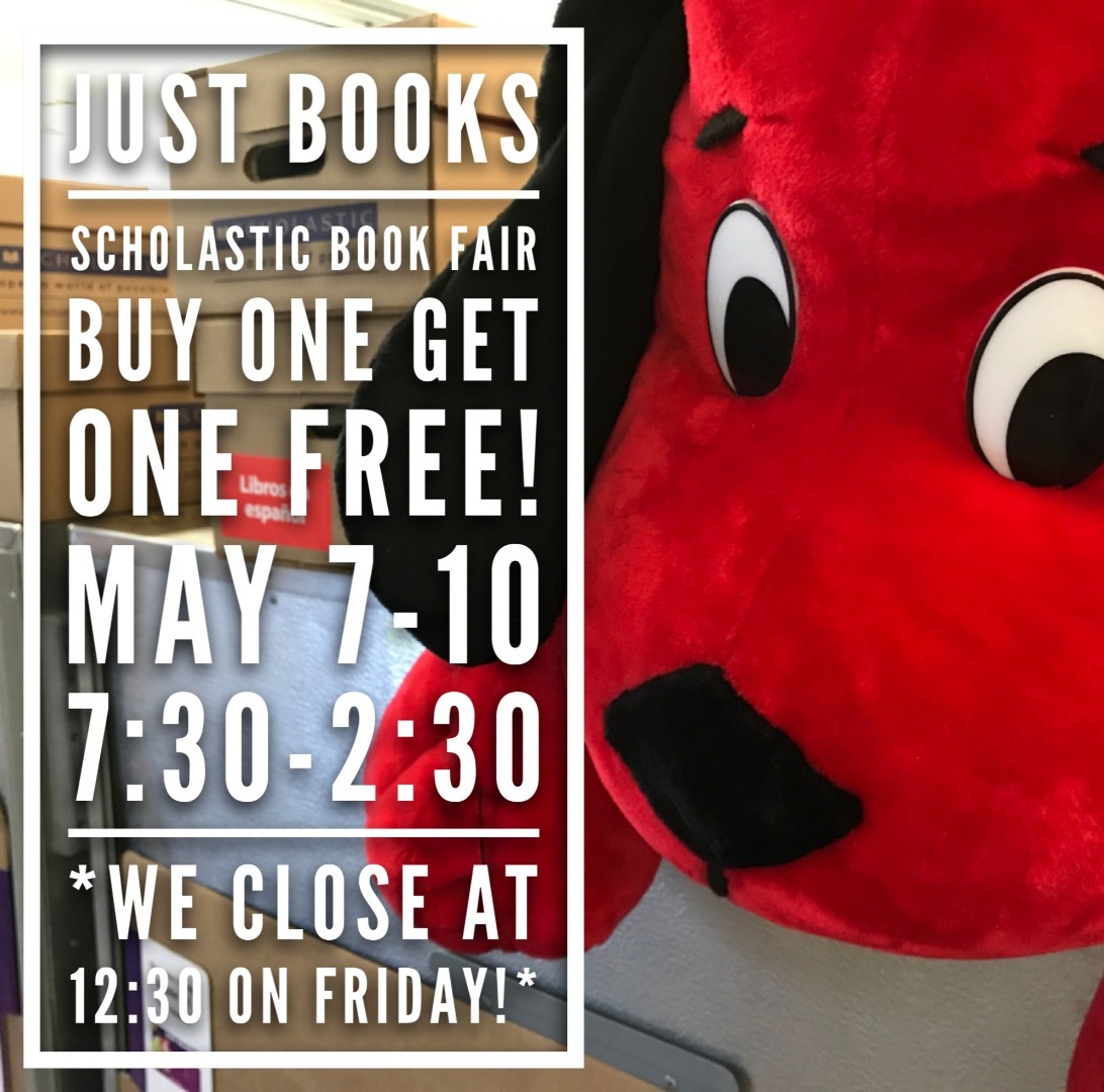 Spring 2019 BOGO Book Fair