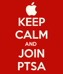 Keep Calm and Join PTSA