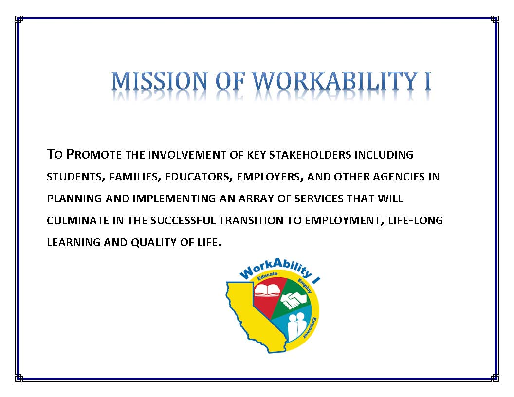 WAI Mission Statement
