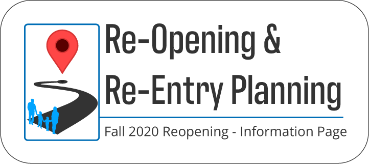 Re-Opening Re-Entry Planning Link