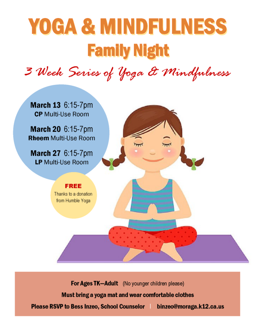 Yoga Family Night
