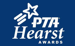 PTA Hearst Awards logo