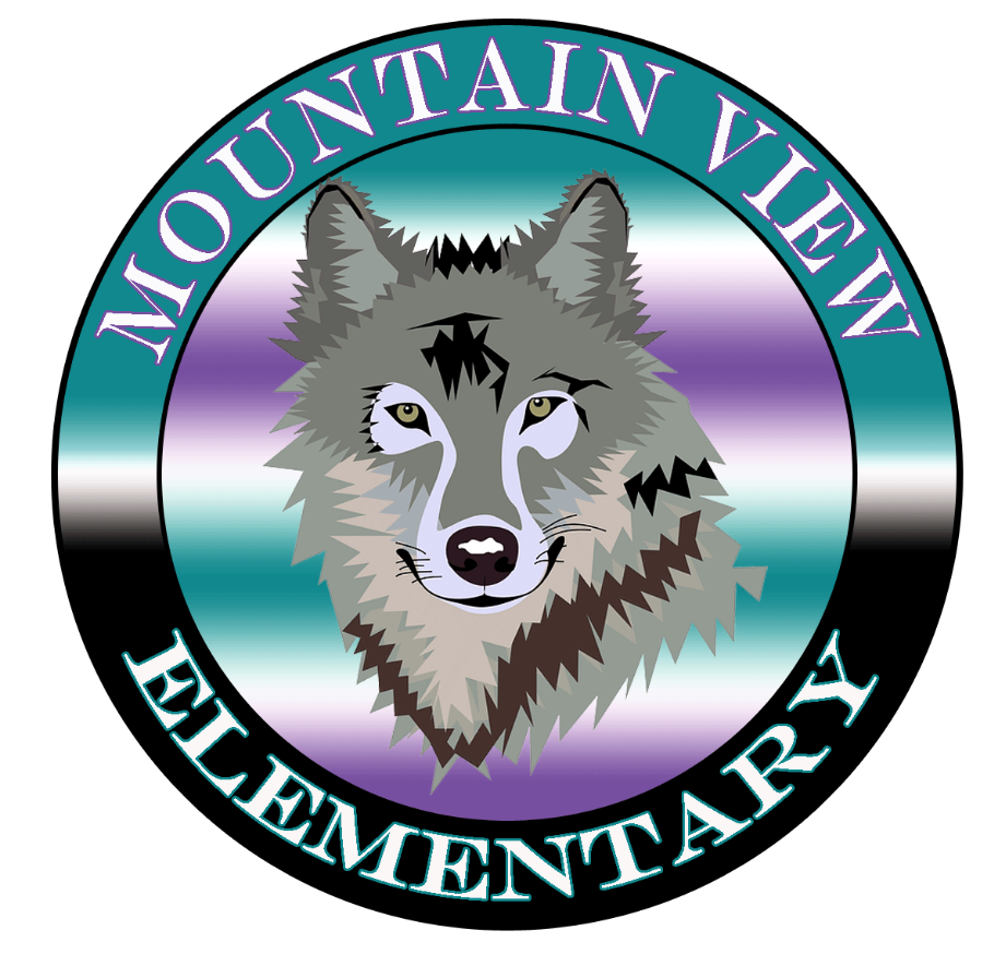Mountain View Elementary School Logo