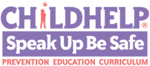 Child help - speak up and be safe