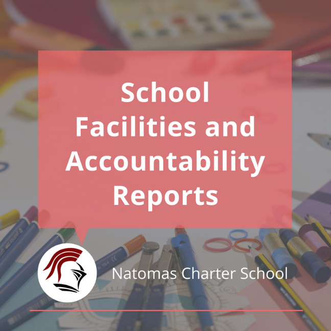 NCS School Facilities and Accountability Reports