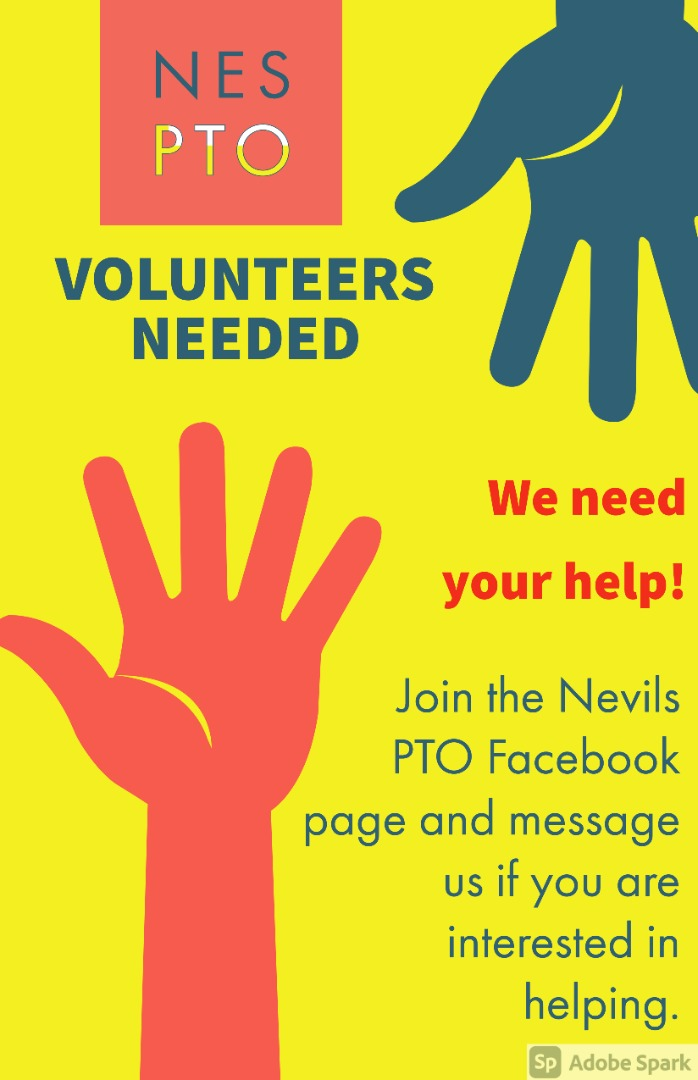 Volunteer with PTO