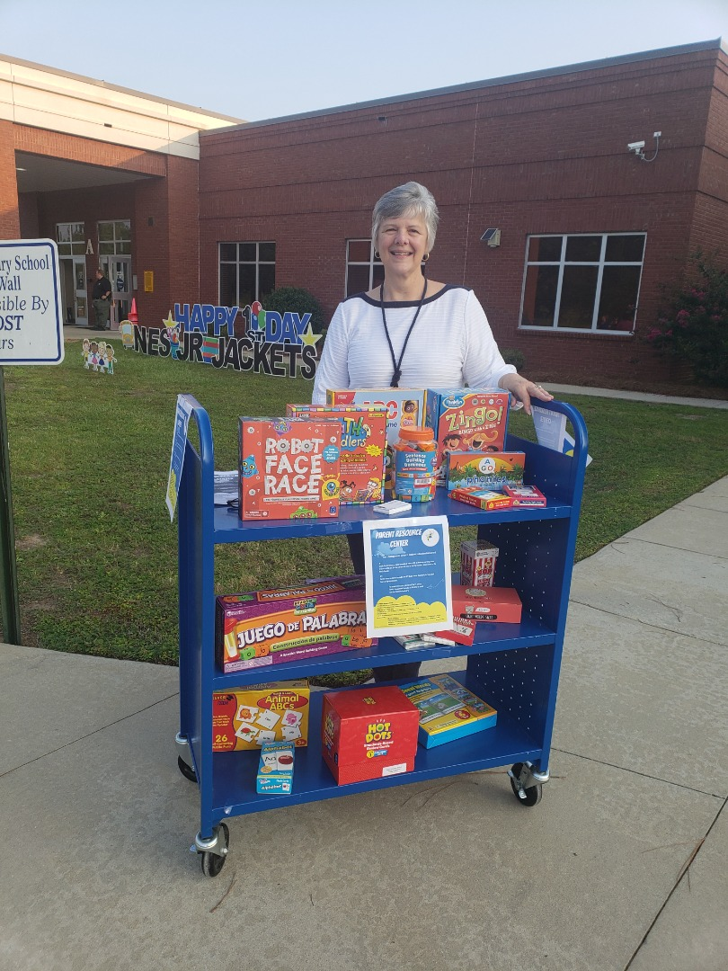 NES Parent & Family Engagement Specialist with Mobile Family Resource Library