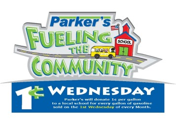 Parker's Fueling the Community program