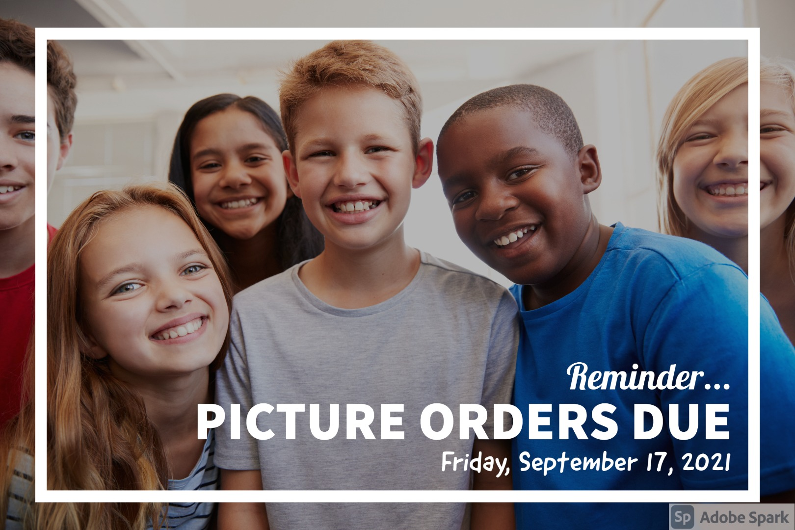 Picture Orders Due